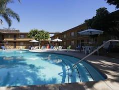 Pool, Palm Gate Apartments, 0