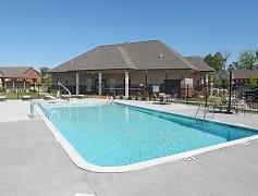 Pool, Jefferson Post Apartments, 0