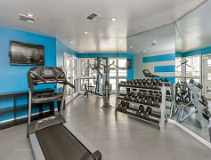 Fitness Weight Room, Olive East, 0