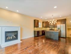 Living Room, The Maynard at 3639-47 W Montrose, 0