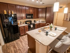 Kitchen, Park Place Apartments in Oviedo, 0