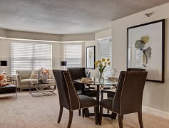 Fairways Living Room and Dining Table