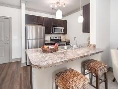 Kitchen, Atria Apartments, 0
