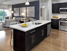Interior- Kitchen/Livingroom