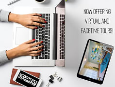 Tour our beautiful community from the comfort of your home with our virtual tours. Call us today to schedule one!
