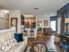 Living Room, The Preserve At Longleaf, 0
