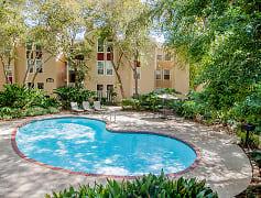 Pool, Hickory Creek Apartments, 0