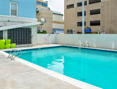 Pool, Mayflower Apartments, 0