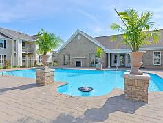 Pool, Avery Brooke Apartments, 0