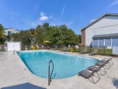 Pool, Eagles Crest at Durrett Apartments, 0