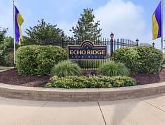 Community Signage, Echo Ridge, 0