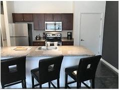 Kitchen, 266 Lofts, 0