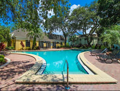 Pool, The Flats at Seminole Heights, 0