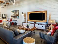 Living Room, Bailey Farm Apartments, 0