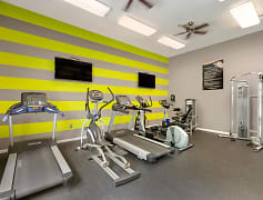 Saybrook- fitness center