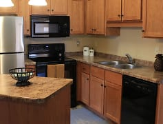Kitchen, Williston Gardens, 0