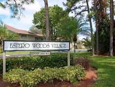 Community Signage, Estero Woods Village In Fountain Lakes, 0