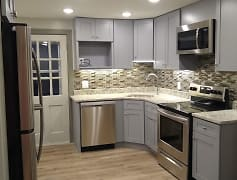 Renovated Kitchen Sep Semester