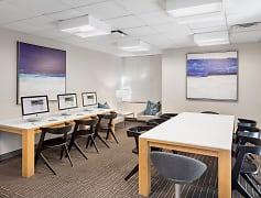 The Metro Business Center fealties three iMac Workstations