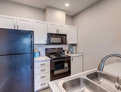 All Kitchens are Equipped with a Black Appliance Package