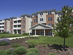 Building, Residences at Merrillville Lakes, 0