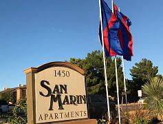 Community Signage, San Marin, 0