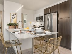 Kitchen, The Corners of Brookfield Apartments, 0