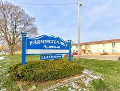 Community Signage, Farmington Hills Apartments, 0