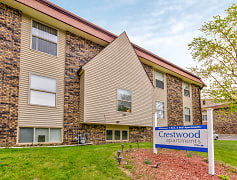 Building, Crestwood Apartments, 0