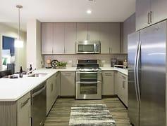 Kitchen, BLVD Reston Station, 0