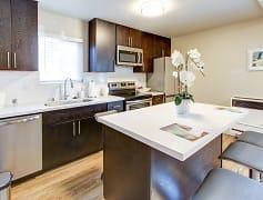 Kitchen, Stratus Apartments, 0