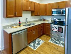 Kitchen, Terrace Park Apartments, 0