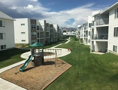 Playground, Eastgate Apartments, 0