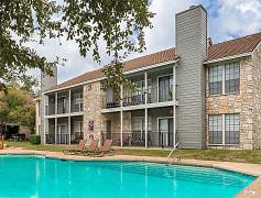 Sparkling Swimming Pool at Las Brisas Apartments in North Central San Antonio, TX