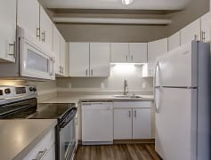 Kitchen, The Apartments At Nautica, 0