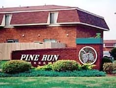 Community Signage, Pine Run Townhomes, 0