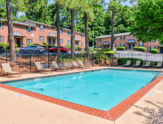 Pool, Upland Townhomes, 0