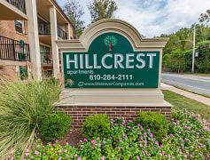 Community Signage, Hillcrest Apartments, 0