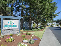 Community Signage, Springfield Apartments, 0