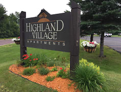 Leasing Office, Highland Village Apartments, 0