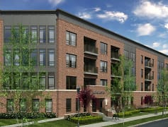 Building, Apartments at the Yard: Dorchester West, 0