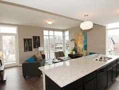 Kitchen, Eastown Flats, 0