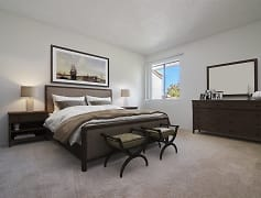 Bedroom, Costa Mesa Family Village, 0