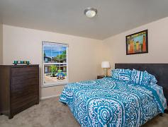 Spacious Bedrooms!