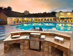 Pool, The Crossing at Santa Fe - Per Bed Lease, 0
