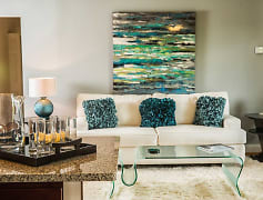 Living Room, The Falls at Roland Park, 0