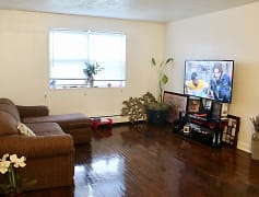 Living Room, Magnolia Park Apartments, 0