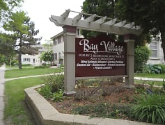 Community Signage, Bay Village Townhomes, 0