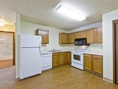 Kitchen, Spruce Pointe Apartments, 0