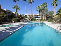 Pool, Pool Patio & Spa